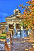Barry Jones - Old Courthouse-Vicksburg