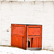 Edward Fielding - Old Garage Doors