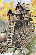 Ann Sokolovich - Old Mill In The Rockies