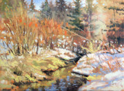 Larry Seiler - Open Creek