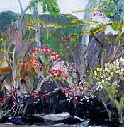 Carolyn Zaroff - Orchid Jungle