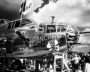Aircraft Prints - Panchito Print by Arne Hansen
