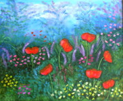 Alanna Hug-McAnnally - Passionate Poppies