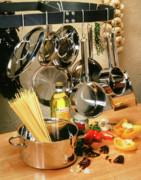 European Kitchen Essentials