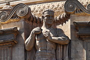 Wingsdomain Art and Photography - Patriarch of The San Francisco Palace...