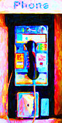 Wingsdomain Art and Photography - Pay Phone . v2