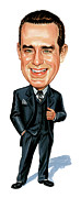 Caricatures Art - Phil Hartman by Art
