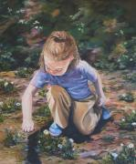 Theresa Higby - Picking Flowers