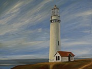 Robert Foss - Pigeon Point  Lighthouse