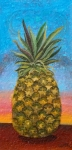 Anne Cameron Cutri - Pineapple Sunrise OR Pineapple Sunset