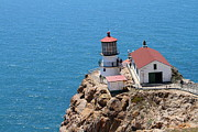 Wingsdomain Art and Photography - Point Reyes Lighthouse in California...