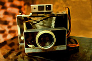 Wingsdomain Art and Photography - Polaroid Land Camera Model 100 . 7D13289