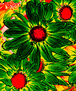 Amy Vangsgard - Pop Art Daisies 16