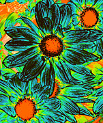 Amy Vangsgard - Pop Art Daisies 17