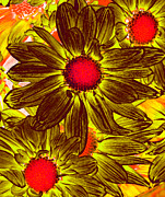 Amy Vangsgard - Pop Art Daisies 9