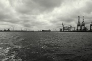 Dean Harte - Port-Industrial 2 - Port Landscape