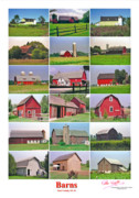 Peter L Wyatt - Poster - Barns -1