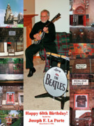Peter L Wyatt - Poster - Beatles Fan - Personalized...