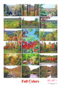 Peter L Wyatt - Poster - Fall Colors -1