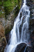 Rushing Water Prints - Proteus Falls - White Mountains New Hampshire USA Print by Erin Paul Donovan