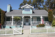 Wingsdomain Art and Photography - Quaint House Architecture - Benicia...