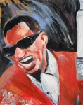 Jon Baldwin  Art - Ray Charles