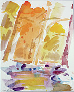 Intuitive Artwork Originals - r.Dunfield Creek by Arthur Kvarnstrom