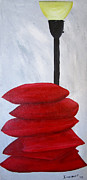 Sherry Haney - Red Pillows