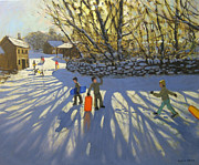 Andrew Macara - Red sledge