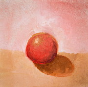 Michelle Calkins - Red Sphere Still Life