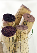 Frank Tschakert - Red wine corks