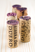 Frank Tschakert - Red wine corks from Ribera del Duero