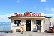 Wingsdomain Art and Photography - Reds Java House at San Francisco...
