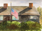 Washington Dc Drawings - Remembering Patriot Day by John  Williams