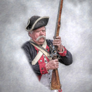 Randy Steele - Revolutionary War American Soldier