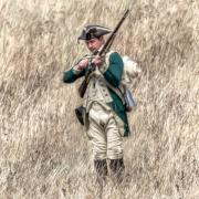 Randy Steele - Revolutionary War Soldier One