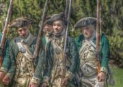 Randy Steele - Revolutionary War Soldiers 1