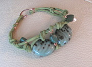 Original Design Jewelry - Rolling River by Pamela Poole