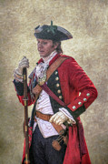 Randy Steele - Royal Americans Officer Portrait