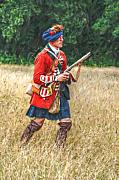 Randy Steele - Royal Highlanders 77th Regiment of Foot