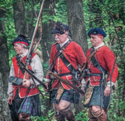 Randy Steele - Royal Highlanders March to Fort Pitt