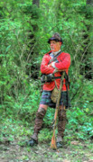Randy Steele - Royal Highlanders Soldier Forest...