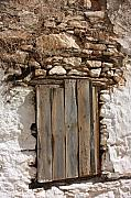 Yvonne Ayoub - Rustic Door in stone wall