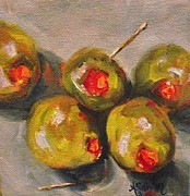 Olives Originals - Salty Good by Angela Sullivan