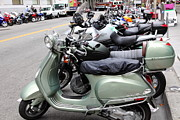 Wingsdomain Art and Photography - San Francisco - Scooters and...