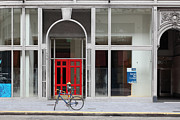 Wingsdomain Art and Photography - San Francisco - The Red Doors On Post...