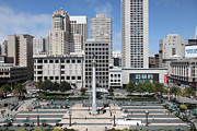 Wingsdomain Art and Photography - San Francisco - Union Square - 5D17938
