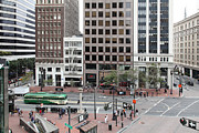 Wingsdomain Art and Photography - San Francisco Market Street - 5D17877