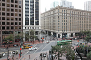 Wingsdomain Art and Photography - San Francisco Market Street - 5D17883