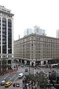 Wingsdomain Art and Photography - San Francisco Market Street - 5D17886